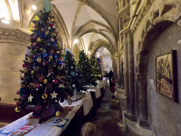 The Christmas Tree Festival 2018