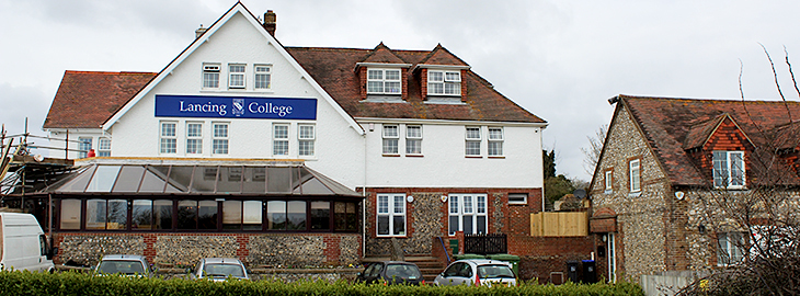 What happened to the Sussex Pad?